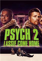 Psych 2: Lassie Come Home (2020) Poster