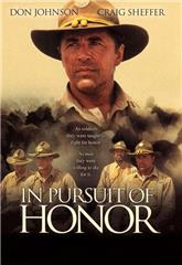 In Pursuit of Honor (1995) Poster