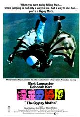 The Gypsy Moths (1969) 1080p Poster