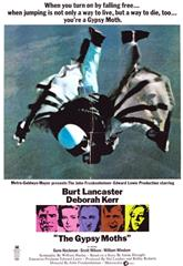 The Gypsy Moths (1969) 1080p web Poster