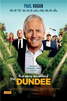 The Very Excellent Mr. Dundee (2020) 1080p Poster