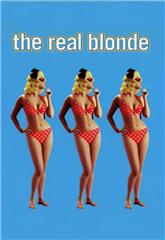 The Real Blonde (1997) Poster