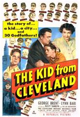 The Kid from Cleveland (1949) 1080p Poster