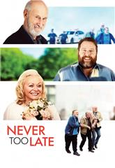 Never Too Late (2020) 1080p Poster