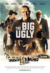 The Big Ugly (2020) bluray Poster