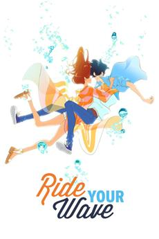 Ride Your Wave (2019) 1080p Poster
