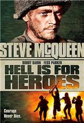 Hell Is for Heroes (1962) web Poster