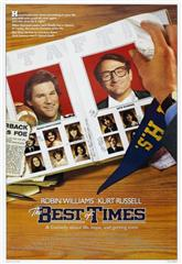 The Best of Times (1986) Poster