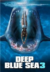 Deep Blue Sea 3 (2020) bluray Poster