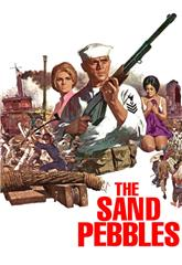The Sand Pebbles (1966) bluray Poster