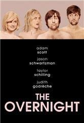 The Overnight (2015) 1080p Poster