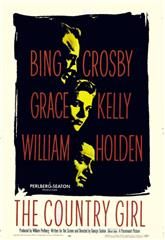 The Country Girl (1954) Poster