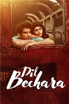 Dil Bechara (2020) Poster