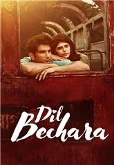 Dil Bechara (2020) 1080p Poster