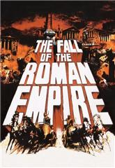The Fall of the Roman Empire (1964) bluray Poster