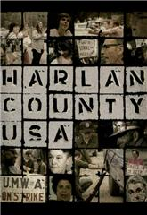 Harlan County U.S.A. (1976) Poster