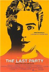 The Last Party (1993) Poster
