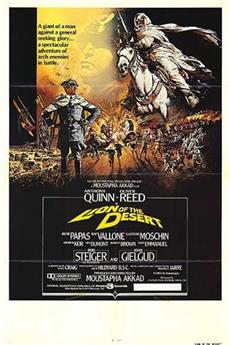 Lion of the Desert (1980) Poster