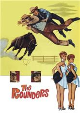 The Rounders (1965) Poster