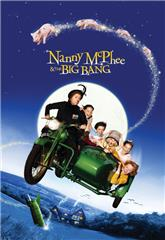 Nanny McPhee Returns (2010) bluray Poster