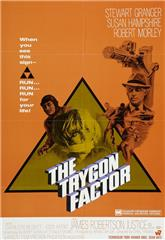 The Trygon Factor (1966) Poster