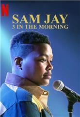 Sam Jay: 3 in the Morning (2020) Poster