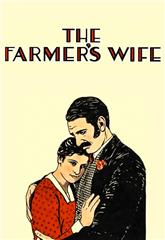 The Farmer's Wife (1928) Poster