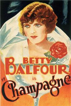 Champagne (1928) Poster