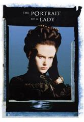 The Portrait of a Lady (1996) bluray Poster