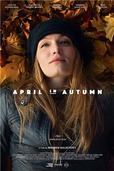 April in Autumn (2018) Poster