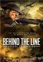 Behind the Line: Escape to Dunkirk (2020) Poster