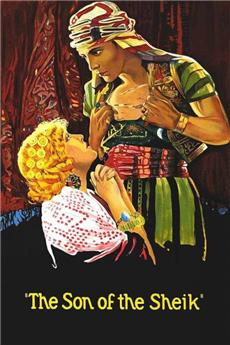 The Son of the Sheik (1926) Poster