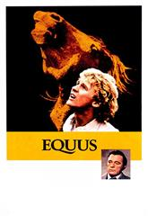 Equus (1977) bluray Poster