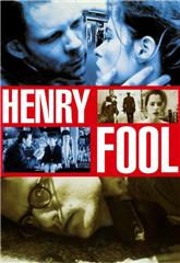 Henry Fool (1997) bluray Poster