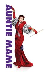 Auntie Mame (1958) bluray Poster