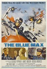 The Blue Max (1966) bluray Poster