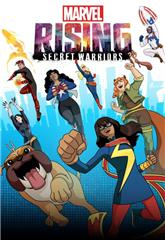 Marvel Rising: Secret Warriors (2018) 1080p Poster