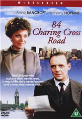 84 Charing Cross Road (1987) bluray Poster