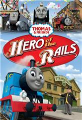 Thomas & Friends: Hero of the Rails (2009) Poster