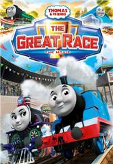 Thomas and Friends: The Great Race (2016) 1080p Poster