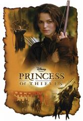 The Wonderful World of Disney Princess of Thieves (2001) Poster