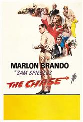 The Chase (1966) bluray Poster