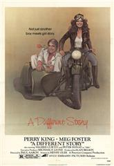A Different Story (1978) 1080p Poster