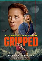 Gripped: Climbing the Killer Pillar (2020) Poster