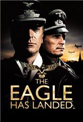 The Eagle Has Landed (1976) bluray Poster