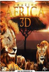 Amazing Africa 3D (2011) Poster