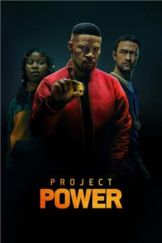 Project Power (2020) Poster