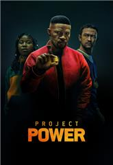 Project Power (2020) 4K Poster