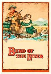 Bend of the River (1952) Poster
