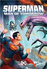 Superman: Man of Tomorrow (2020) bluray Poster